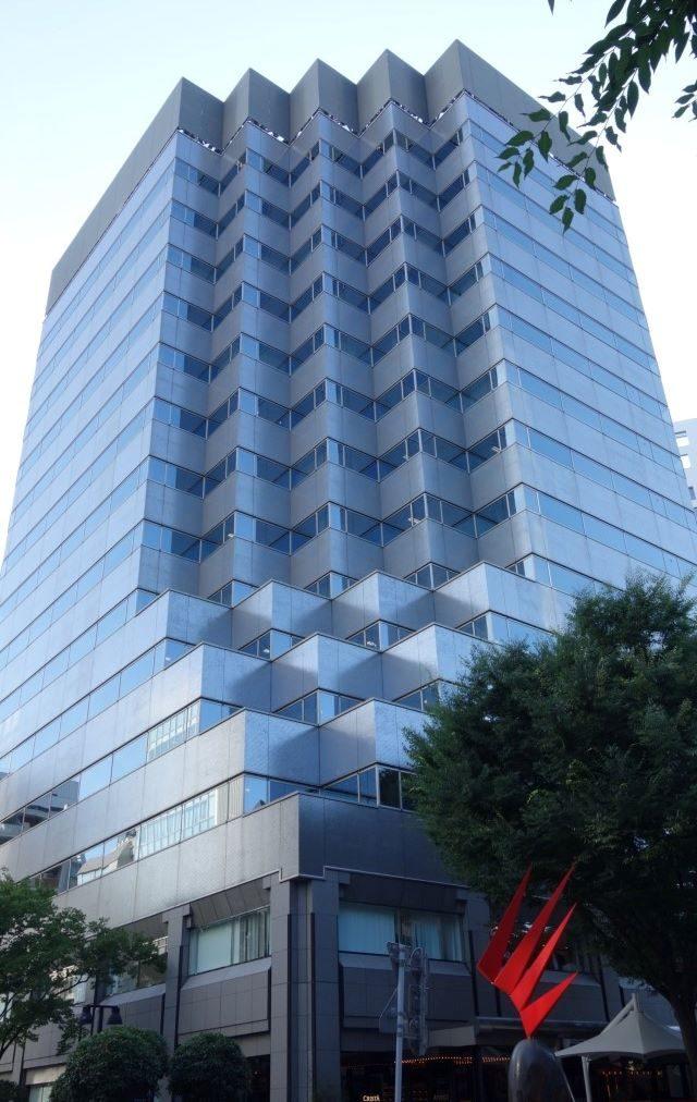 キラメックス株式会社の入っているMFPR渋谷ビル