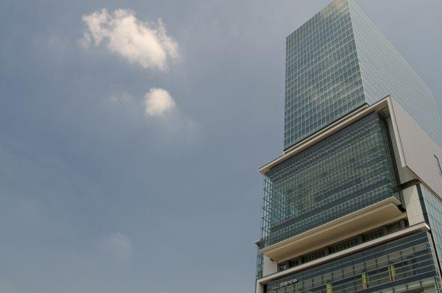 レバテックキャリア様のオフィスは渋谷ヒカリエの17F!
