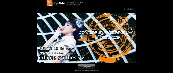fripSide公式サイト http://fripside.net/