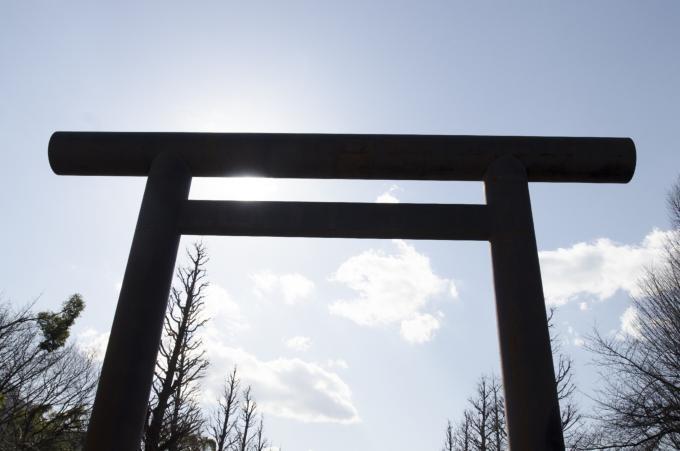 安保法制を推し進める人は日本のために命を捧げてくれた人達になんというのか。