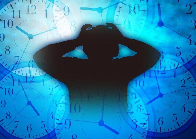 寝る前スマホによる睡眠障害は人生を狂わせる