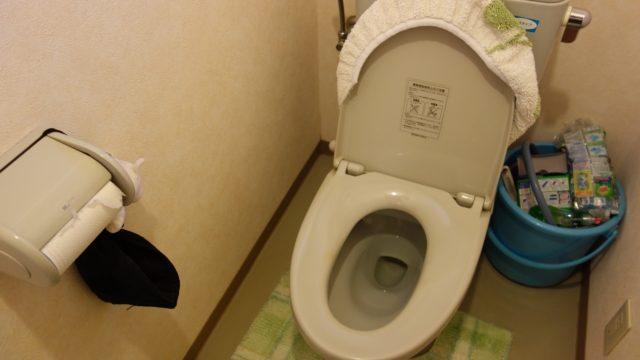 トイレ掃除を2分54秒で終わらせる方法。パパ、これくらいできなきゃカッコ悪いよ!