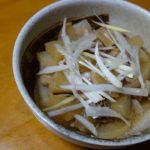 【ホットクック】2分で余った大根を晩ご飯のメインの一皿をする方法